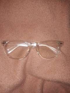 Kacamata // Kacamata Transparan // Glasses