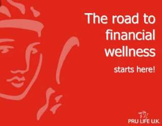 Wants to become PRU life UK financial advisor?