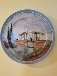 Vincent van Gogh Porcelain Wall Plate, Limited Edition