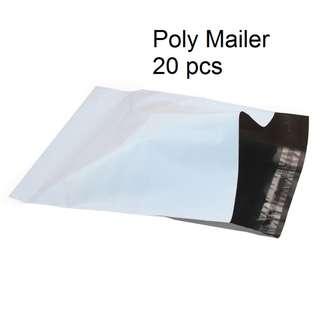 Poly Mailer ( 20 pcs )