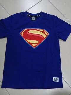 Supeman Justice League Blue 6T