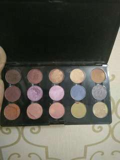 eye shadow natural palette by inez NET
