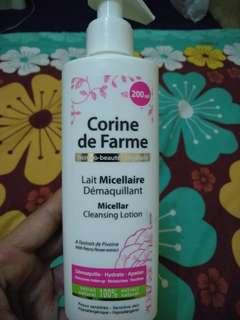 Corine de farme micellar cleansing lotion