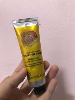 The Body Shop Hand Cream