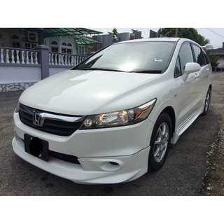 2008 HONDA STREAM 1.8L iVTEC (AT)