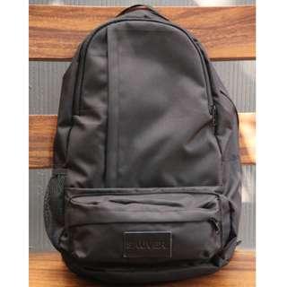 Tas Ransel Backpack Sauver Hitam Murah Untuk Harian