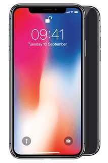 Looking for brand new iPhone X 64GB