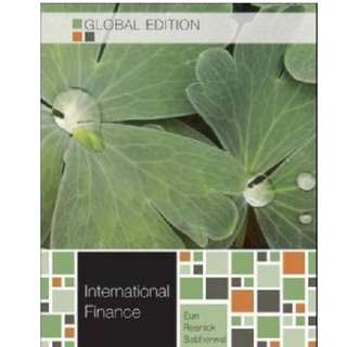 International Finance Global Edition