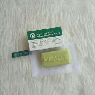 Somebymi Miracle Cleansing Bar 106gr
