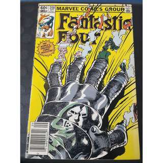 Fantastic Four #258