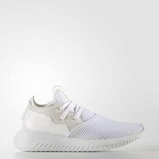 Adidas Tubular Entrap Triple White
