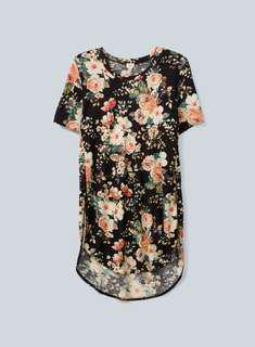 Aritzia Wilfred Floral Capucine T-Shirt - Size X-Small