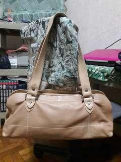 Portfolio Made in Italy Genuine Leather Shoulder Bag
