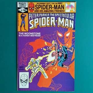 Peter Parker No.61 comic