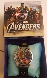 marvel avenger watch