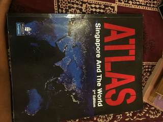 Atlas - Singapore and The World