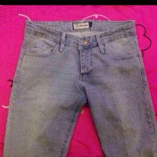 [REPRICE] new nevada skinny jeans
