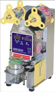 Sealer machine full auto