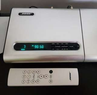 Bose Lifestyle 5 Music System (White)