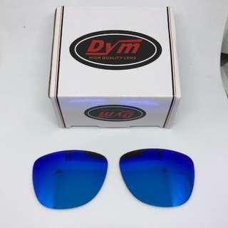 40d366469d Frogskins Ice Blue POLARIZED Dym Replacement Lenses for Oakley Frogskins  Sunglasses