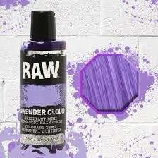 RAW Lavender NEW PASTEL COLOUR Cloud Demi Permanent Hair Colour