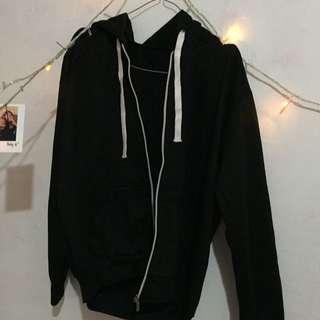 jaket hitam new