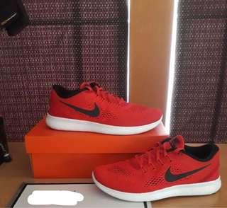 Nike Free RN University Red
