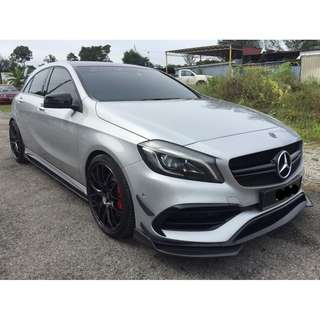2016 MERCEDES BENZ A45 AMG 2.0 (AT) FACE LIFT