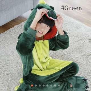 Crocodile Onesie / Pyjamas / Sleepwear / Costume