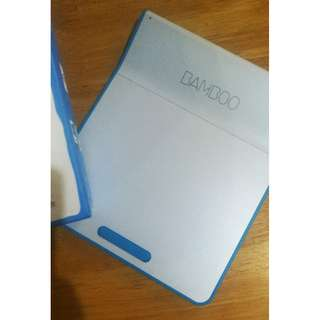 Wireless Wacom Bamboo Touchpad