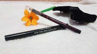 LIQUID AND PENCIL EYELINER