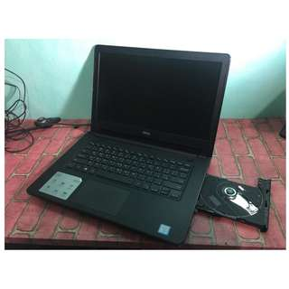 Dell Inspiron Core i3 - 6th Gen Laptop