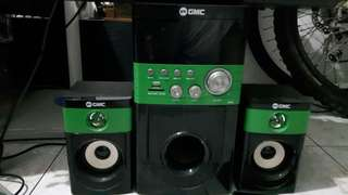 Home Audio GMC