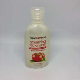 Human Nature Nourishing Facial Wash - 50ml