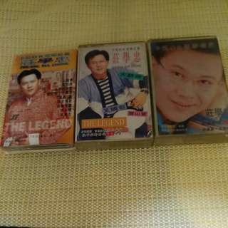 3 cassette 莊学忠