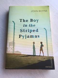 John Boyne - The Boy in the Striped Pajamus