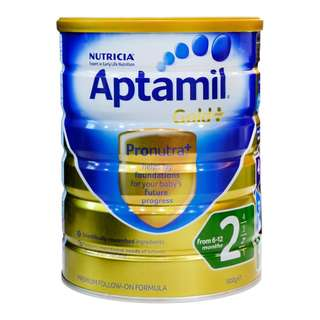 Aptamil Gold+ Stage 2 900g