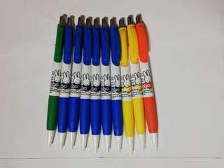 10蚊10枝miffy鉛芯筆
