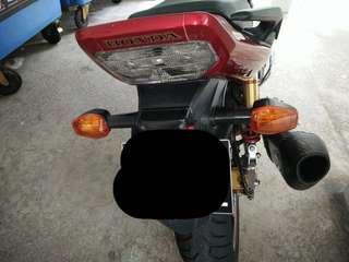 Honda CB400 Super4 Revo