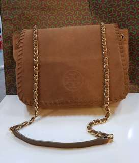 VGC tory burch suede