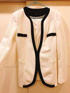 🚚 韓版修身西裝外套
