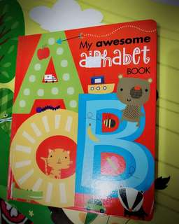 Ma Awesome Alphabet Book