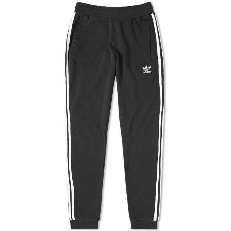 3c06a7f487 Adidas 3 Stripe Sweat Pants / joggers