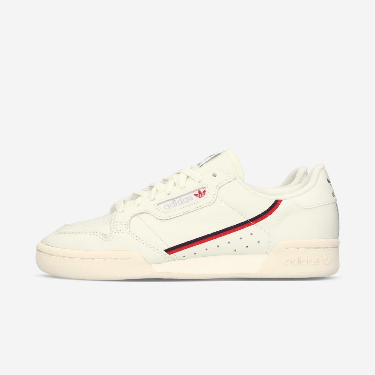 check out b769d 16e3a Adidas Continental 80 Rascal  Running White  (OFF WHITE COLORWAY), Men s  Fashion, Footwear, Sneakers on Carousell