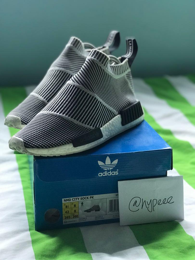 low priced 572b6 08cd6 Adidas NMD City Sock PK OG