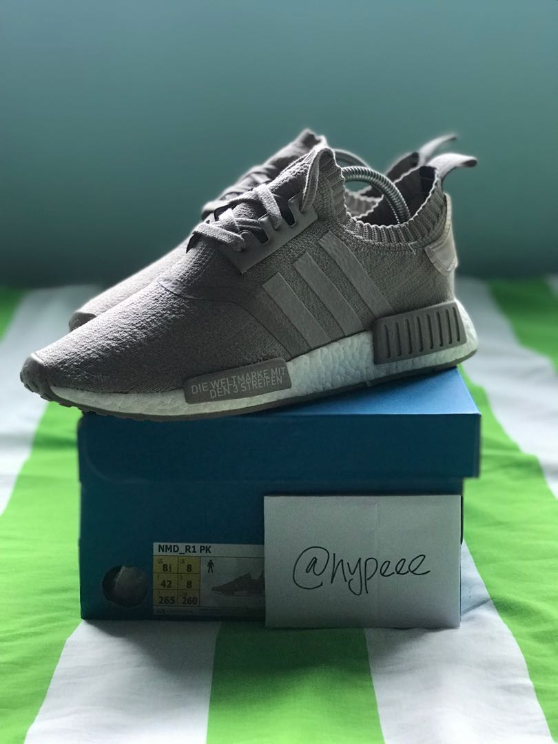finest selection 5de54 6865c Adidas NMD R1 PK French Beige
