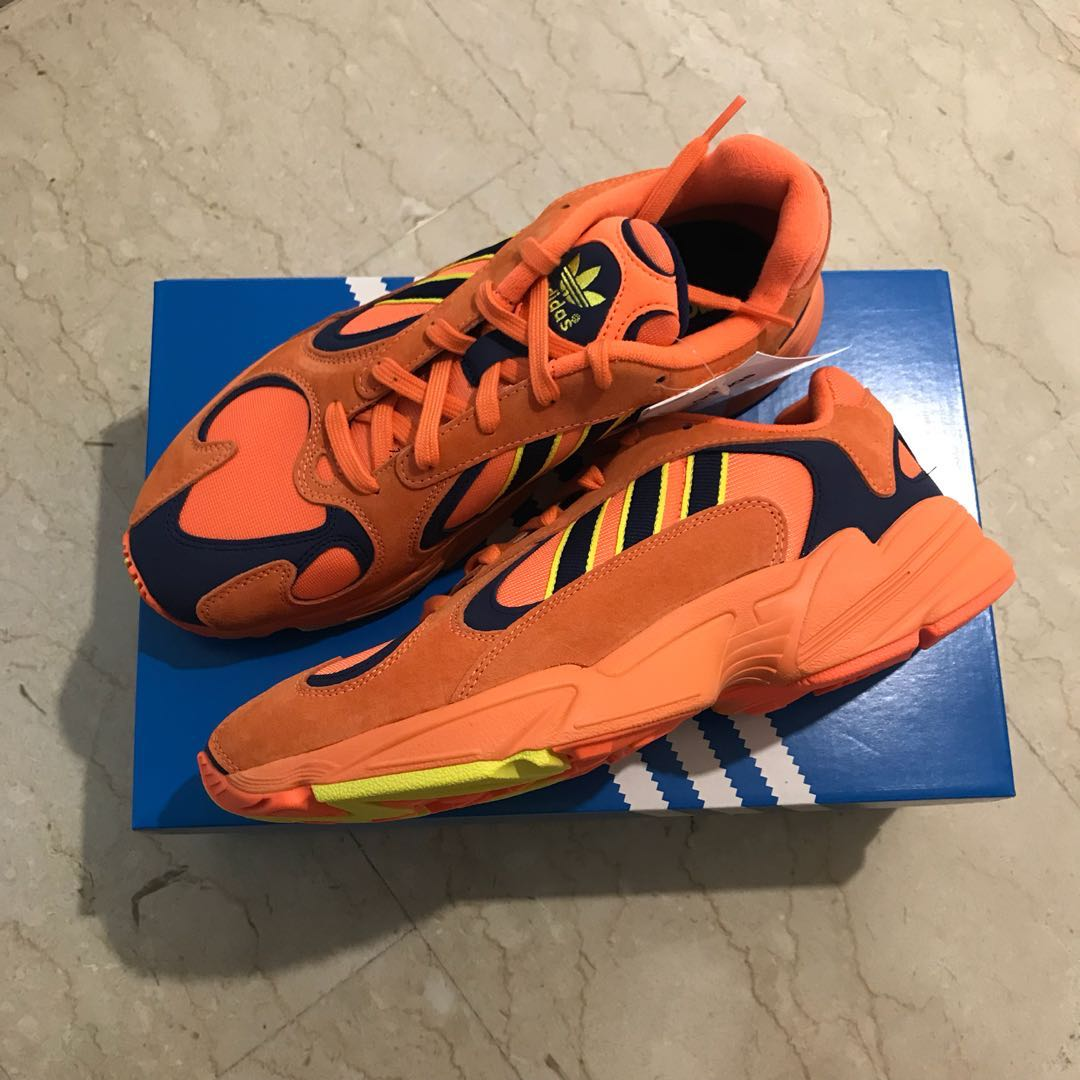 "Adidas Yung 1 ""goku"" UK 9 e23ba54e8"