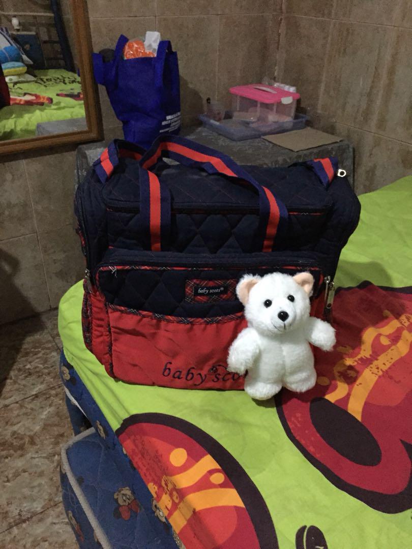 Baby Scot Diaper Bag