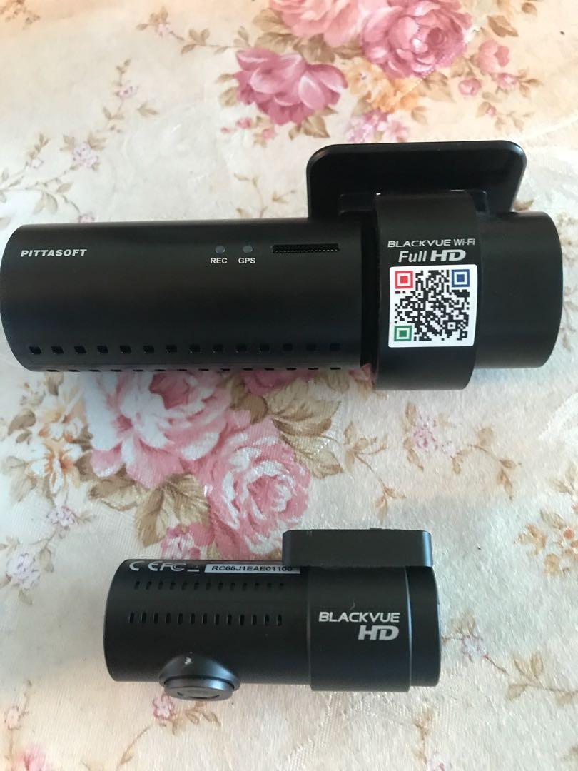 Blackvue Dash Cam Dr650gw 2ch Front Back Photography Video R 100 Photo