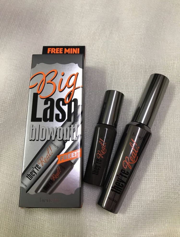ddc960504b2 BN Benefit big lash blowout! Mascara, Health & Beauty, Makeup on Carousell